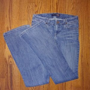Levi's Low Rise Flare Jeans